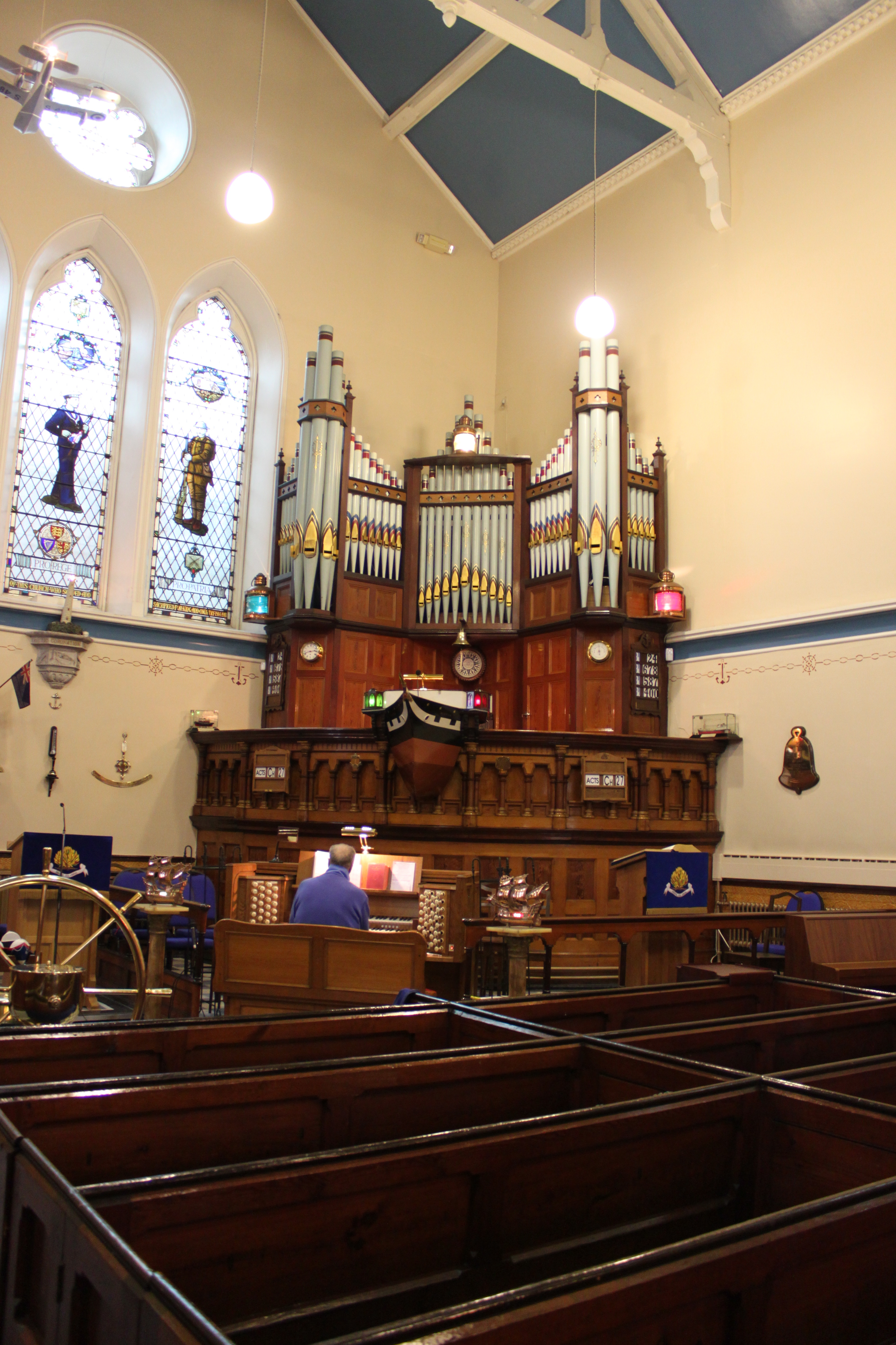 Sinclair Seamen's Church, Belfast (c) Aptalops